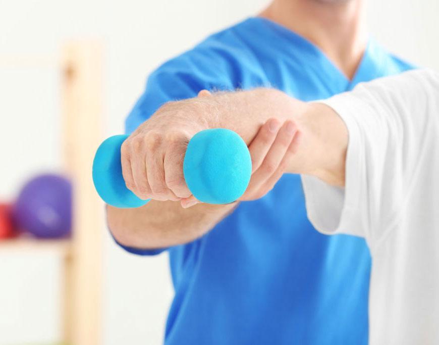 Corso ECM di Riabilitazione della spalla nello sportivo organizzato da Fisio Kinesis.